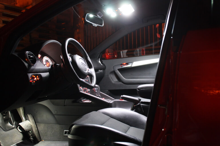 opel astra h j gtc opc caravan illuminazione interna set 7. Black Bedroom Furniture Sets. Home Design Ideas